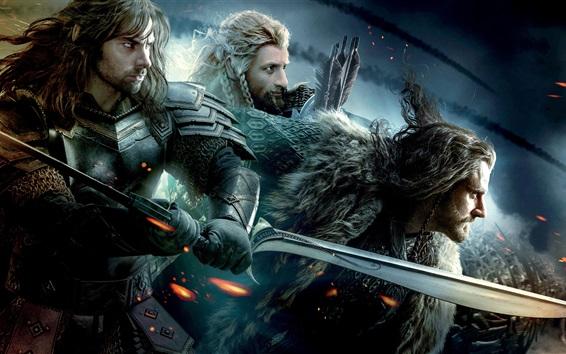 Fondos de pantalla El Hobbit: un viaje inesperado, película mágica