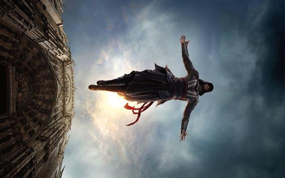 Wallpaper 2016 movie, Assassin's Creed