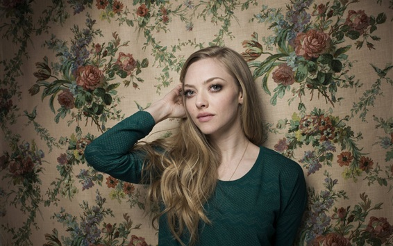 Wallpaper Amanda Seyfried 05