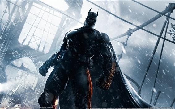 Wallpaper Batman: Arkham Origins, PC games