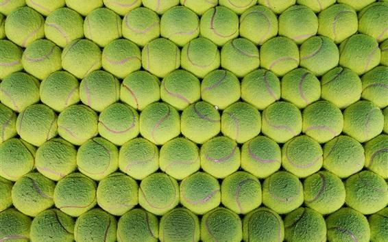 Papéis de Parede Muitos tênis verde