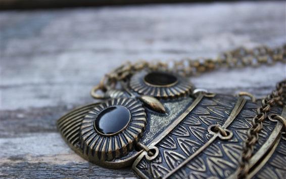 Wallpaper Owl pendant, decoration