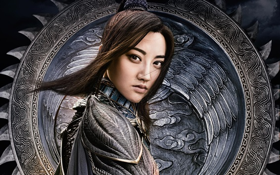 Wallpaper Tian Jing, The Great Wall