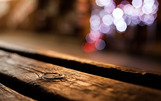 Wallpaper Wood board, night, glare