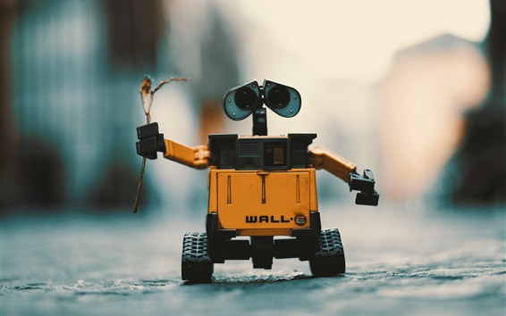 Fondos de pantalla Robot WALL-E