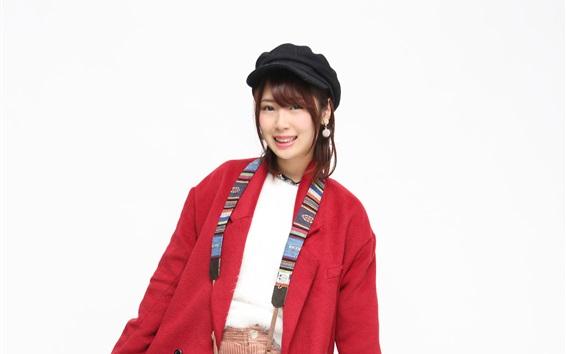 Fondos de pantalla Akane Takayanagi 02
