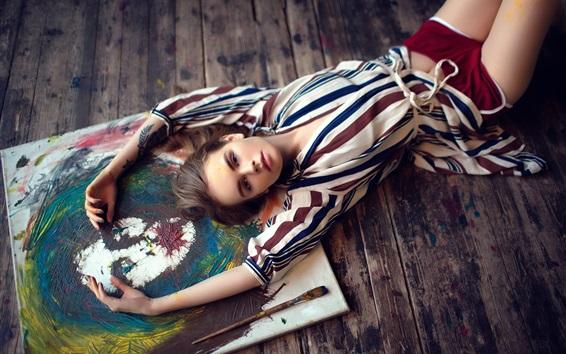 Fondos de pantalla Anastasia Shcheglova 12
