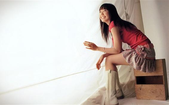Fond d'écran Aragaki Yui 09