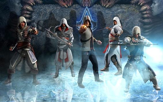 Fond d'écran Assassin's Creed, jeux classiques