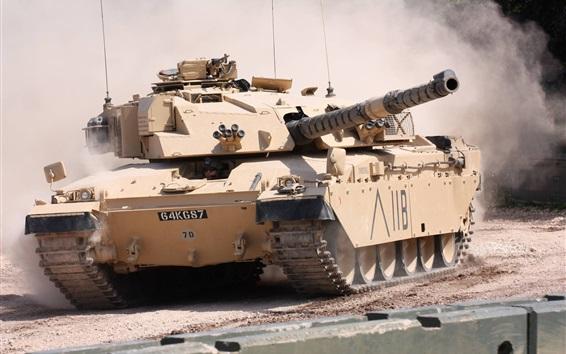 Fond d'écran Britanniques FV4030-4 Challenger tank