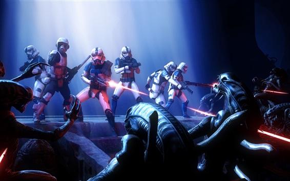 Wallpaper Star Wars, alien, PC games