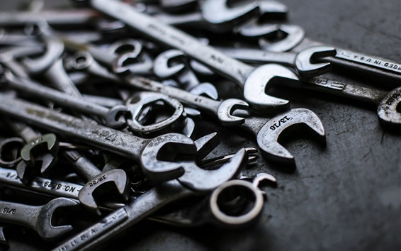Wallpaper Tools, metal keys