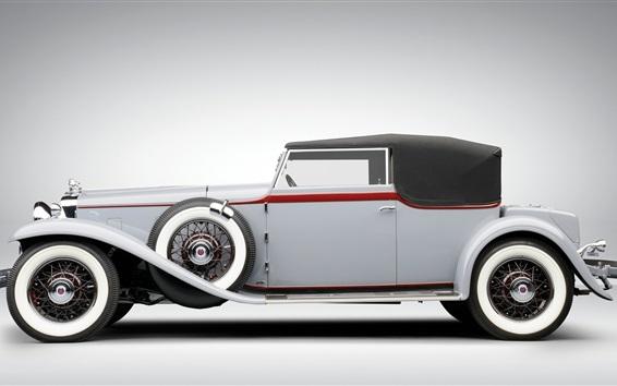Обои 1931 роскошный автомобиль Stutz DV32