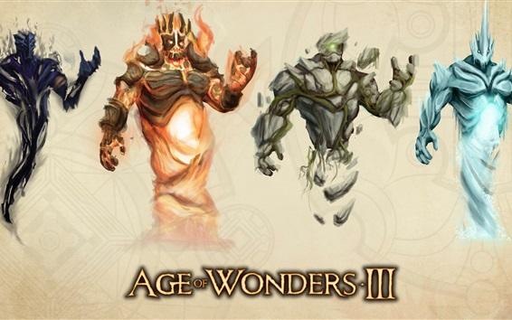 Fondos de pantalla Age of Wonders 3