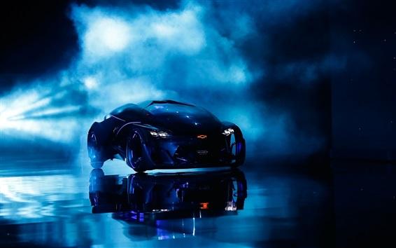 Fond d'écran Chevrolet FNR concept car
