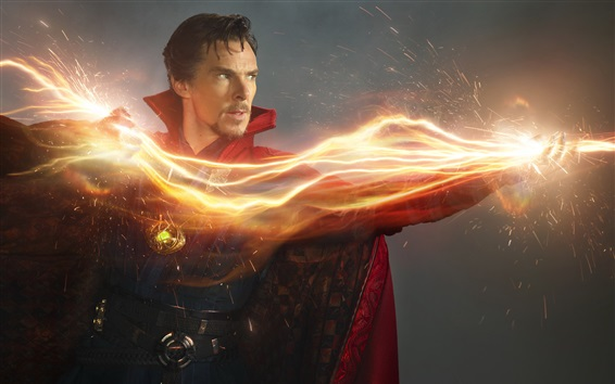 Papéis de Parede Doutor Estranho, Benedict Cumberbatch