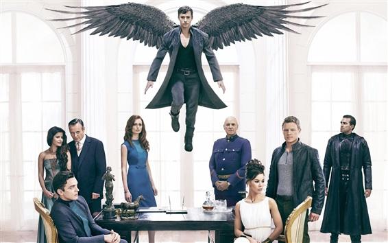 Wallpaper Dominion, TV series