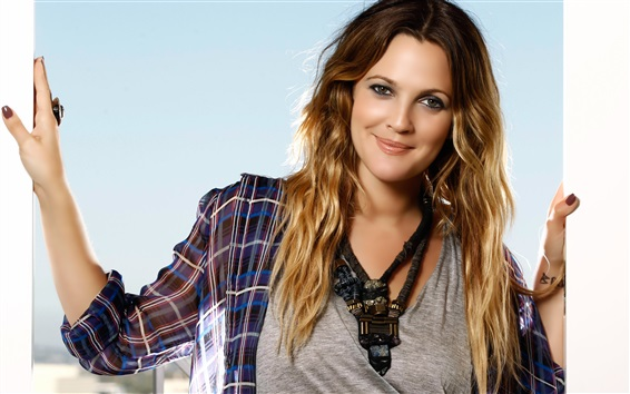 Wallpaper Drew Barrymore 04