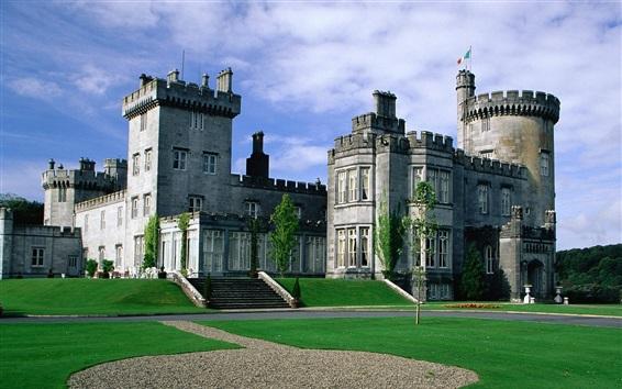 Fondos de pantalla Dromoland Castle Hotel, Irlanda