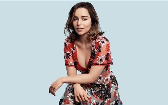 Fondos de pantalla Emilia Clarke 05