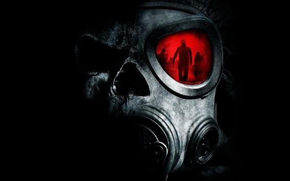 Fondos de pantalla Máscara de gas