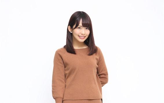 Fond d'écran Kaori Matsumura 02