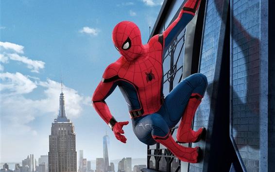 Fondos de pantalla 2017 Spider-Man: Regreso a casa