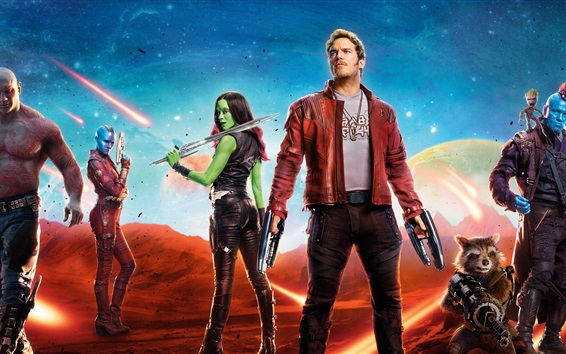 Wallpaper 2017 movie, Guardians of the Galaxy Vol. 2