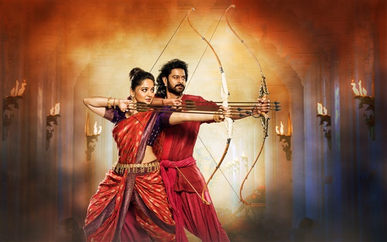 Wallpaper Baahubali 2: The Conclusion