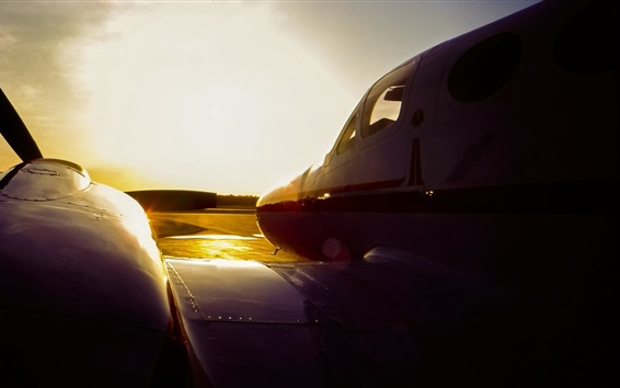 Wallpaper Cessna C3 airplane