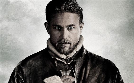 Fondos de pantalla Charlie Hunnam, rey Arturo: leyenda de la espada
