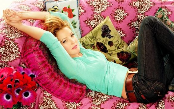 Fond d'écran Drew Barrymore 06