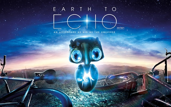 Wallpaper Earth to Echo