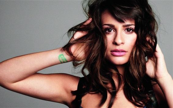 Wallpaper Lea Michele 02