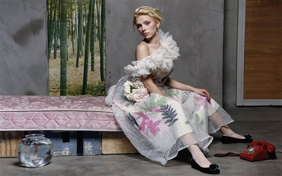 Fondos de pantalla Scarlett Johansson 29