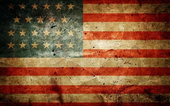 壁紙 アメリカの国旗