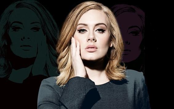Fondos de pantalla Adele 07