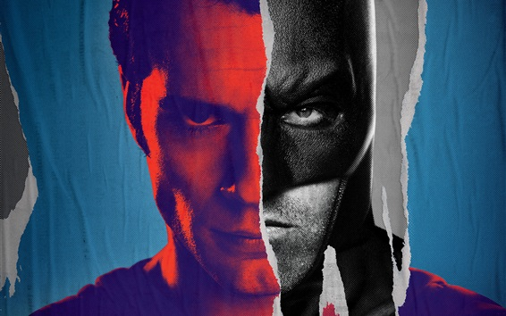 Fondos de pantalla Batman v Superman, cómics, arte