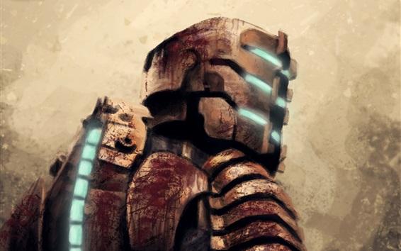 Обои Dead Space, художественная фотография