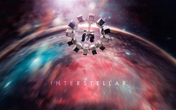 Wallpaper Interstellar 2014