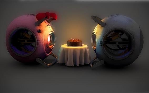 Fond d'écran Portail 3, jeu vidéo