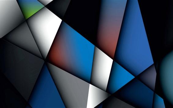 Fond d'écran Vitrail, ombre, résumé