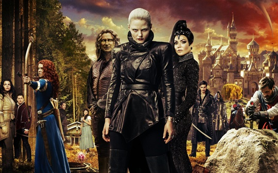 Wallpaper TV series, Once Upon a Time