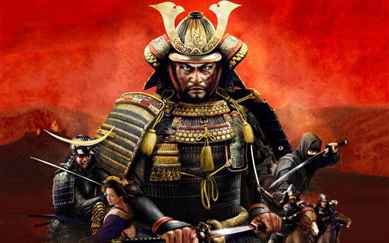 Fond d'écran Total War: Shogun 2