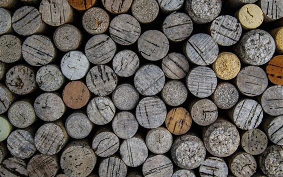 Wallpaper Trees, stumps, wood