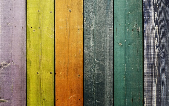 Wallpaper Wood board background, colors
