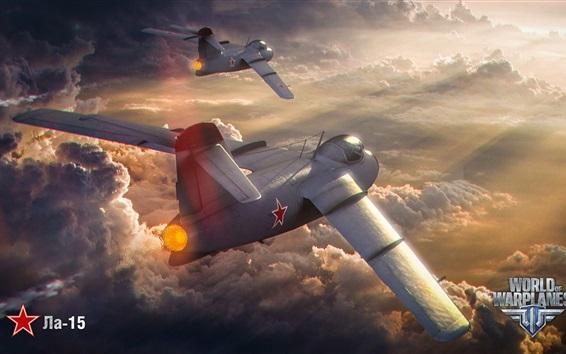 Fondos de pantalla World of Warplanes, aviones