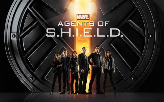Papéis de Parede Agentes de S.H.I.E.L.D., séries de TV