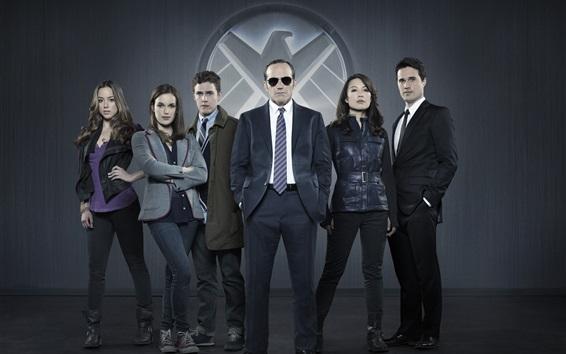 Wallpaper Agents of S.H.I.E.L.D.