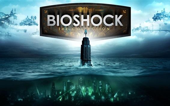 Wallpaper BioShock Infinite PS4 games